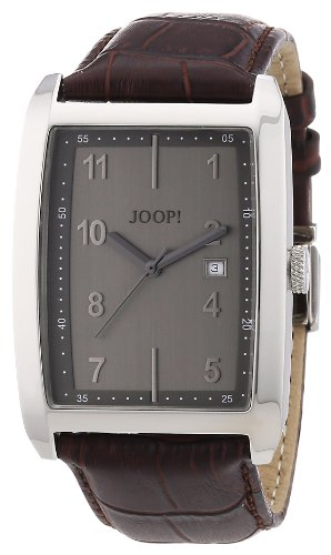 Joop Herren-Armbanduhr Transcendence Gents Analog Quarz Leder JP100741F03