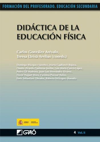 Didáctica de la Educación Física: 042 (Formacion Profesorado-E.Secun.)