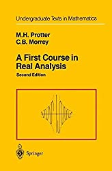 A First Course in Real Analysis (Undergraduate Texts in Mathematics)