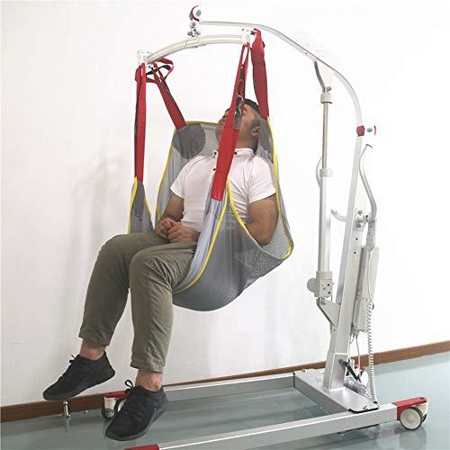 41YEHTcOmUL - ZIHAOH Paciente Sling, Cabestrillo De Elevación De Paciente De Cuerpo Completo,cinturón De Transferencia De Elevación para Personas Mayores Discapacitados, 507lb Capacidad De Peso,A