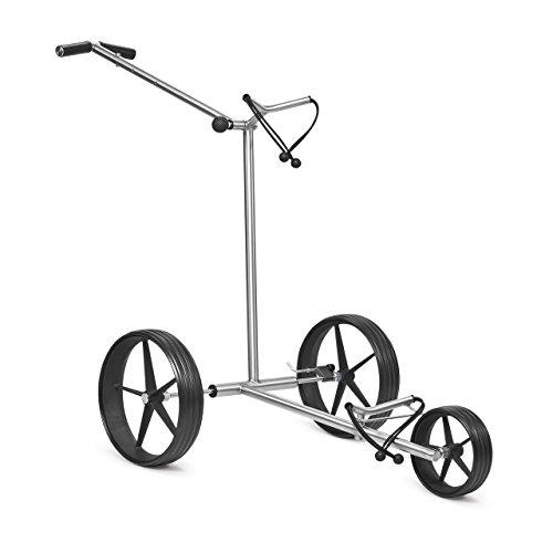 TiCad Canto - Chariot à pousser à 3 roues en titane...