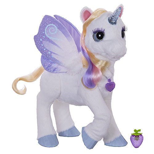 Furreal Friends - StarLily, mi Unicornio mágico...