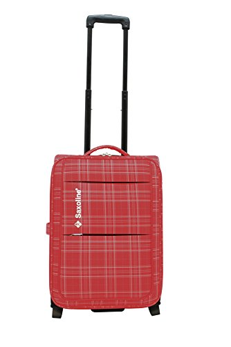 Saxoline – Maleta  Rojo rojo 55 cm