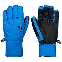 Quiksilver Cross Gloves, Hombre, Daphne Blue, M