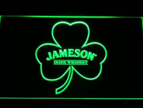 jameson-whiskey-shamrock-led-zeichen-werbung-neonschild-grun