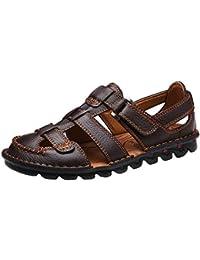 Hombre Y Sandalias es Para Zapatos 46 Amazon De Vestir wRF0qqf