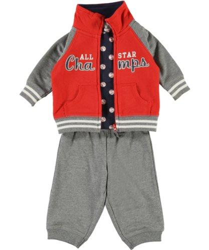 carter-de-baby-boys-capitan-onesie-set-3-piezas