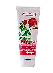 PATANJALI Rose Face Wash 60 ml