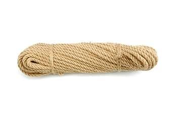 Jute-Seil 12mm 10M