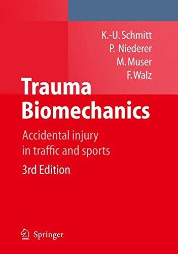 Trauma Biomechanics: Accidental injury in traffic and sports