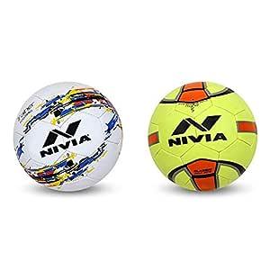 Nivia Rubber Trainer Football