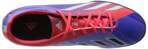 adidas F10 Trx Tf, Chaussures de football homme Multicolor(fushia/violet/blanc)