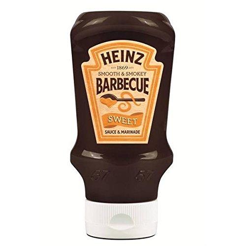 Heinz barbecue sweet flacon top down 500g - ( Prix Unitaire ) - Envoi Rapide Et Soignée
