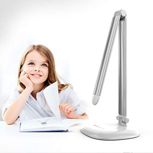 Standard-klappbett (XUANTK LED Augenschutz Tischlampe Schlafzimmer Schlafsaal Lernen Leselampe Klappbett)