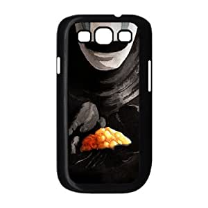 Samsung Galaxy S3 Cases Spirited Away no Face, - [Black] Bloomingbluerose