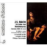 J.S.Bach: Ich Hatte Viel Bekümmernis - Kantaten BWV 21 & 42