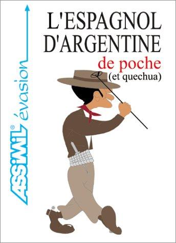 L'Espagnol d'Argentine de poche