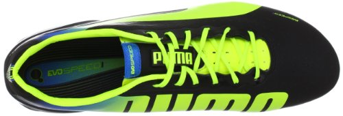 Puma  evoSPEED 1.2 FG, Chaussures de football homme Jaune - Yellow