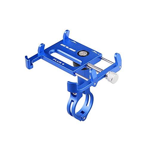 Lixada GUB Bicicleta Teléfono Titular 360 Grado Giratorio Longitud Ajustable de Aluminio...
