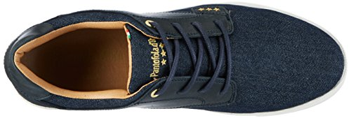 Pantofola Doro Herren Comacchio Canvas Uomo Low Top Blau (dress Blues)