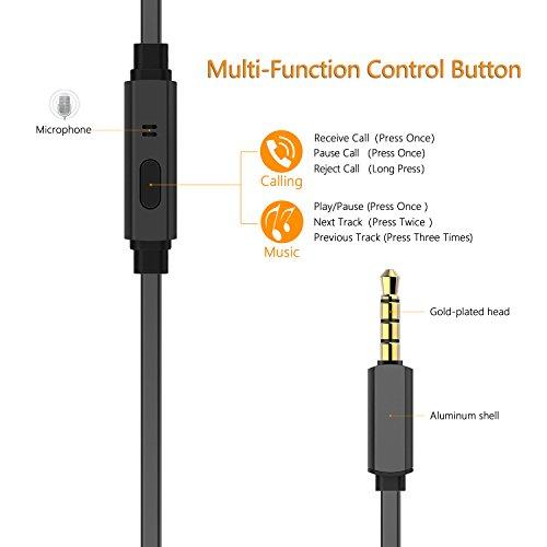 Zoom IMG-3 gritin auricolari ear noise cancelling