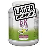 PROTEIN VANILLE 1kg - 85% Eiweiß - Proteinpulver mit Whey-Isolat + Casein - Eiweißpulver - Nutri-Plus Shape & Shake Pulver - auch zum backen - Hergestellt in Deutschland