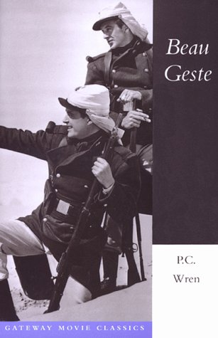 Book cover for Beau Geste