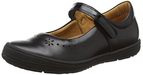 FRODDO Froddo Mary Jane Girls Sandal Black G3140053, Mary Jane fille Noir - Noir