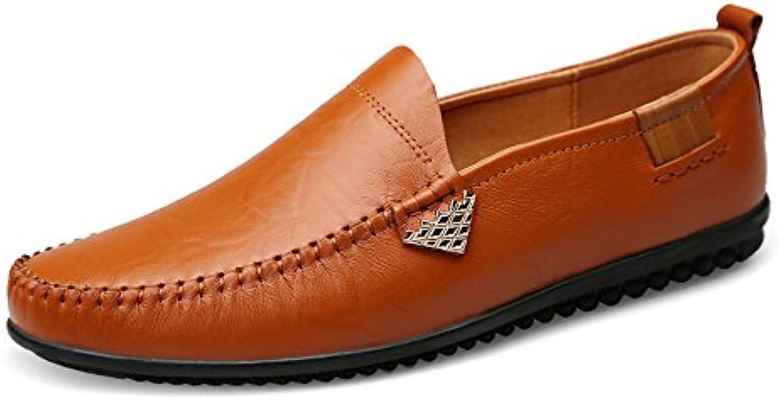 Xujw-scarpe, 2018 Nuovo Mocassini, Mocassini da Uomo con Mocassini Mocassini Mocassini Scarpe da Guida Traspiranti Mocassini in Pelle... | Outlet Store Online  041956