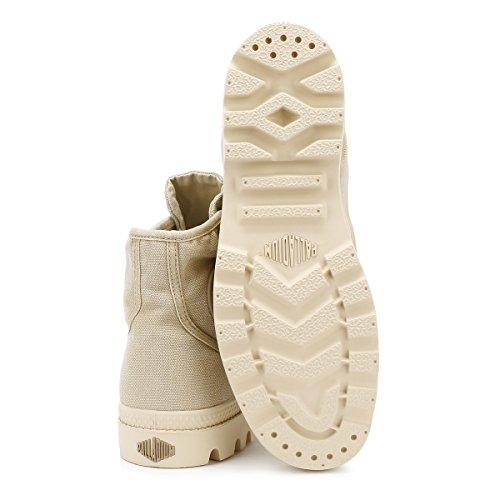 Palladium PAMPA HI, Desert boots femme Sahara/Ecru