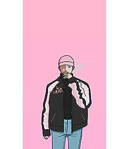 EPICCASE Smoking guy Mobile Back Case Cover For LG G3 Beat (Designer Case)