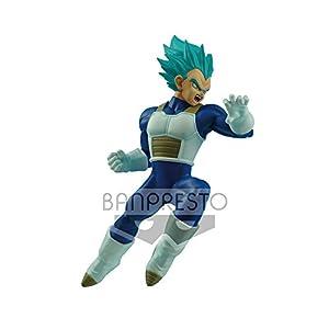 Banpresto Dragon Ball 26771-Flight Fighting Figure-Super Saiyan Blue Vegeta, 16cm