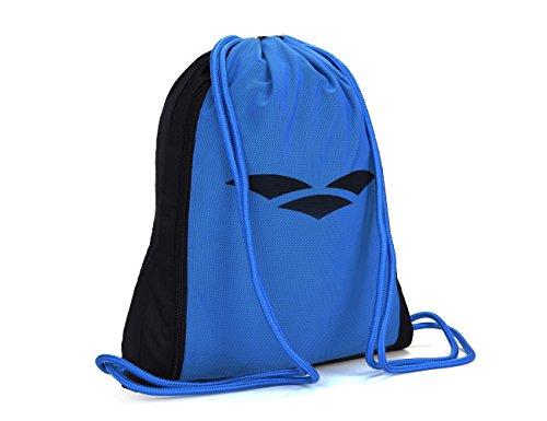 Imagen de mier saco de gimnasia de  para nadar, viajes, deportes, escuela, con bolsillos, 3 colores negro azul  alternativa