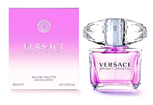 Scopri offerta per Versace Bright Crystal Eau de Toilette spray for Women 90 ml