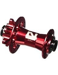 Novatec - Buje del MTB Nova D811 disc 32 173g 15mm rojo