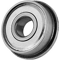 Rodamientos, Asixx, Rodamientos 8MM, 10 Piezas, de Acero, F608ZZ Para Mecánicos, Instrumentos Eléctricos, Puertas, Etc