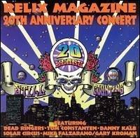 Relix Magazine 20th Anniversary Concert Live (1995-05-03)