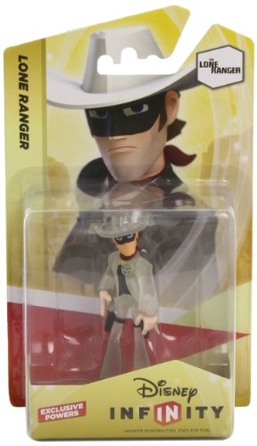 Disney Infinity Character–Lone Ranger Hybrid Toy Konsole kompatibel Kompatibel Multi Plattformen