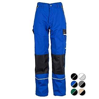 TMG® Pantalon Trabajo Hombre Resistente Tallas | con Bolsillos para Rodillera Ropa de Trabajo Hombre Pantalones