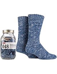 Levis Herren 1 Paar Levis Geschenk Jarred Cotton Klassiker Cut Socken mit Stopfen Kit