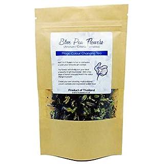 Getrocknete-Blau-Butterfly-Pea-Thai-Herbals-Tee-30g-1oz-Blue-Pea-Anchan-Clitoria-Ternatea-