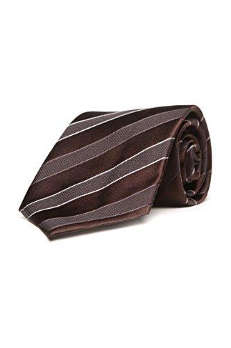 daks-london-herren-krawatte-seiden-krawatte-farbe-dunkelbraun-grosse-one-size