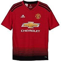 Manchester United FC - Camiseta de Primera equipación para niños - 2018 19  - Producto 87227f4fc46f9