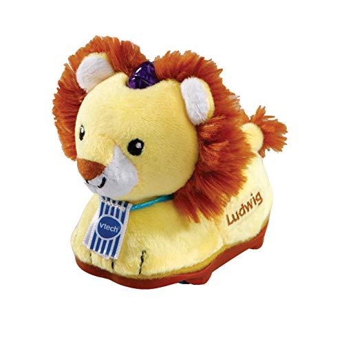 Tap Baby Tiere-Plüsch-Löwe, Mehrfarbig ()