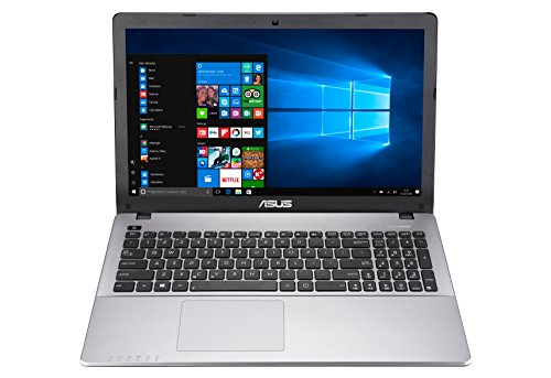 "ASUS R510VX-DM533T - Portátil de 15.6"" HD (Intel Core i7-7700HQ , 16 GB RAM, 1 TB HDD, Nvidia GeForce GTX 950M 2GB, Windows 10 Original) Gris oscuro - Teclado QWERTY Español"