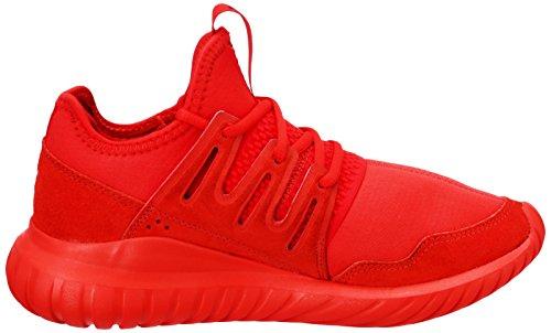 adidas Tubular Radial Sneaker Turnschuhe Schuhe Unisex Herren Damen Rot
