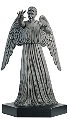 Doctor Who Figurine Collection - Figure #4 - Weeping Angel - Hand Painted 1:21 Scale Model - Collector Boxed by Eaglemoss / Doctor Who von Eaglemoss / Doctor Who