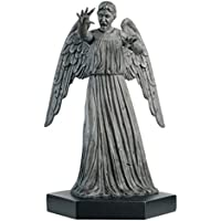 Doctor Who Figurine Collection - Figure #4 - Weeping Angel - Hand Painted 1:21 Scale Model - Collector Boxed
