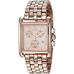 Michael Kors Women's MK3774 Rose Gold One Size