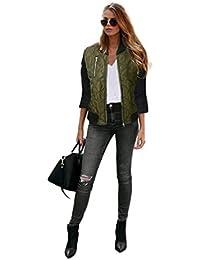 RETUROM cortocircuito de la chaqueta de las mujeres de moda Trench Parka Outwear Cardigan